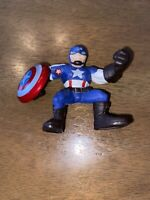 Marvel Super Hero Squad HYDRA SOLDIER First Release w// Painted Nose Avengers