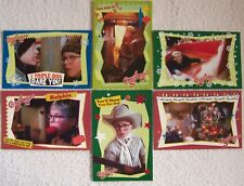 A Christmas Story Movie Cards & Envelopes Ralphie Lot of 12 cards / 6 Different