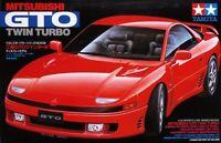 Tamiya 24108 1/24 Scale Model Car Kit Mitsubishi GTO 3000GT Twin Turbo MR