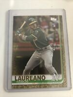 2019 Topps Ramon Laureano #64 Gold 732/2019 Rookie RC Oakland Athletics 🔥