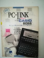 PC-LINK Release 2 for the CASIO BOSS - 1989