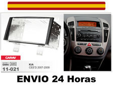 Marco Adaptador Kit de Radio CARAV 11-021 2Din KIA CEE'D 2007-2009