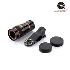 Universal High Quality 8x Zoom Optical Telescope Telephoto Lens For Smart Phone