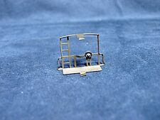 American Flyer Trains Original Caboose Rear Brass Back Rail and Wheel Nice