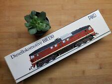 Modelleisenbahn, Diesellokomotive BR130 von Piko