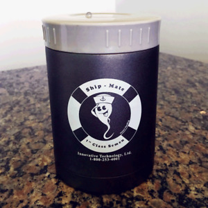 Electronic chilled semen shipping vacuum flask transport shipmate equitainer