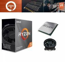 AMD CPU Ryzen 3 3100 with Wraith Stealth Cooler 3.6GHz 4Core 8Thread 65W Japan
