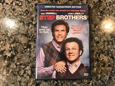 Step Brothers Dvd! 2008 Comedy! (See) Get Hard Daddy's Home 2 & Superbad