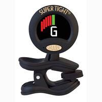 Snark ST-8 Super Tight Clip-On Guitar Instrument Tuner Tap Tempo Metronome