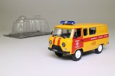 DeAgostini; UAZ 3909 452 4x4 Van Emergency Gas Service; Sealed in Pack