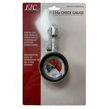 FJC 2805 A/C Refrigerant R-134a Pressure Check Gauge Air Conditioner System