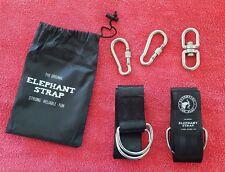 Elephant Strap Tree Swing Straps Hanging Kit & Hardware for Swings & Hammocks