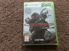 XBOX 360 Crysis 3 NEW & SEALED Game UK PAL