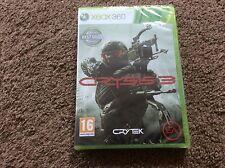 XBOX 360 CRYSIS 3 NEW & SEALED GAME UK PAL
