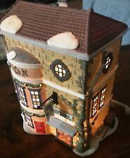 Vintage Dept 56 Kings Road Post Office Dickens Heritage Village