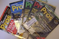Green Industry Pros & Planet Advantage Magazine Lot