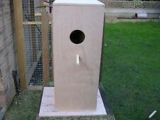 "24"" x 10"" x 10""  Parrot / Nest Box / Breeding Box - All 12mm Hardwood Ply"