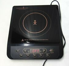 Cooper Chef Induction Cooktop Model Kc 16067, 1300 W,