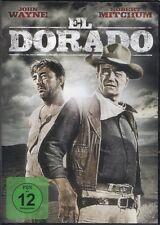 DVD EL DORADO v. Howard Hawks, John Wayne, Robert Mitchum ++NEU