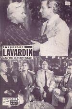 NFP Nr.  8500 Inspektor Lavardin oder Die Gerechtigkeit