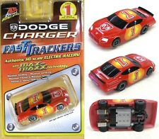 2005 Life-Like DODGE CHARGER Very Fast HO Slot Car 9793