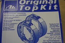 ATE Top-Kit Fiat 500 Ford KA Backen mit Radbremszy. und Einbausatz vormontiert