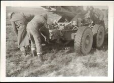 23 CAMP DE LA COURTINE PHOTO ARMEE FRANCAISE CANON MANOEUVRES 1967