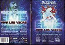 Elvis Presley: Viva Las Vegas DVD,BEYONCE,BON JOVI,TOM JONES!!