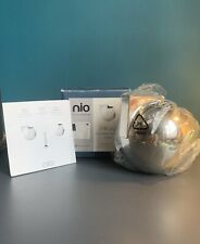 More details for oliver hemming nio milk jug, modernist 2001 boxed and unused