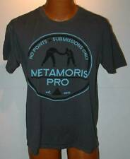 Metamoris no holds submission t shirt large screened  Martial Arts MMA
