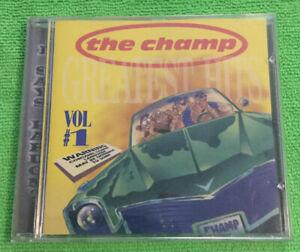 The Champ Greatest Hits Volume 1 Cd 1996 I Says Pardon? Canadian