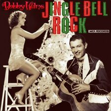 "7"" BOBBY HELMS Jingle Bell Rock / The Bell That Couldn't Jingle MCA Weihnachten"