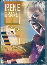 Irene Grandi. Irene Grandi Live (2005) DVD NUOVO SIGILLATO Per fare l'amore.