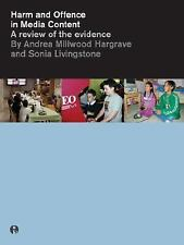 Harm and Offence in Media Content: A Review of the Evidence