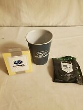 SUBARU Coffee Cup  BRAND NEW
