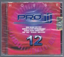 PRO DJ HOUSE vol. 12 CD F.C. SIGILLATO!!!