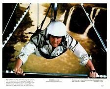 Moonraker Original Lobby Card Roger Moore James Bond Hang gliding 1979 US