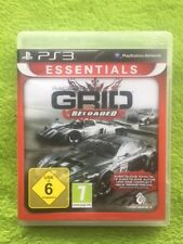 PS3 - Racedriver Grid Reloaded (Essentials)