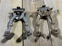 ANTIQUE VINTAGE BIKE BICYCLE BRAKES MADE IN ENGLAND JOHN BULL PADS TOC