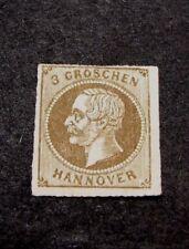 Germany Hanover Stamp Scott# 29  King George V 1859-61 MNG C402