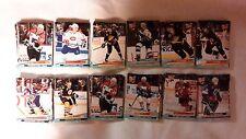 92-93 Fleer Ultra Hockey Cards Huge Lot 405