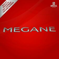Rear Megane Badge Logo Monogram 908890003R for Renault Megane MK3