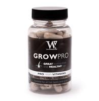 Croissance de Cheveux Comprimés Vitamines pour Ongles Plus Forts Puissant