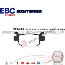 Coppia pastiglie EBC SP Sfa415hh Honda 150 FES S Wing 2007-2009