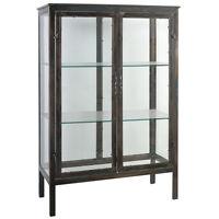 Awesome Keepsake Display Curio Wood/Glass Cabinet,40'' x 59.5''H.