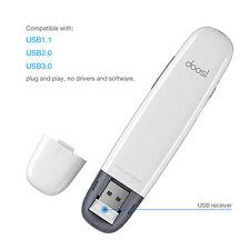 2.4GHz Wireless USB PowerPoint PPT Presenter Remote Control Laser Pointer Pen IT