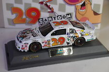 REVELL NASCAR 1997 CHEVROLET MONTE CARLO #29CARTOON NETWORK 1/43