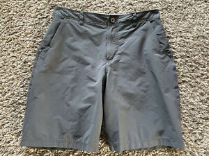 Men's Lululemon Shorts Size 34 Gray