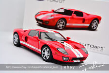 Autoart 1:18 FORD GT 2004 SUPERCAR Red
