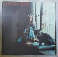 """CAROLE KING 1977 Tapestry 12"""" Vinyl 33 LP Ode PE 34946 I Feel The Earth Move VG+"""